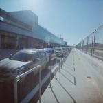 SUVs on the grid.