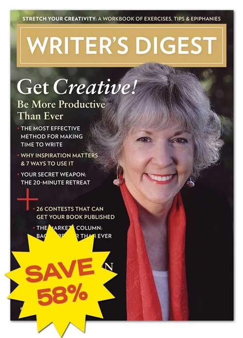 Writers Digest October 2013