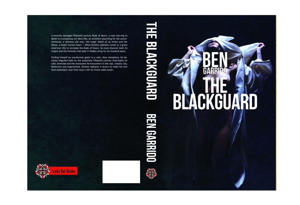 Covers for My Book (3/4)