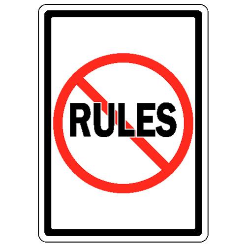 no-rules