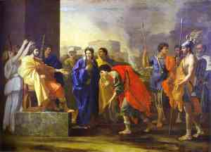 Scipio Africanus Showing Mercy to the Spanish