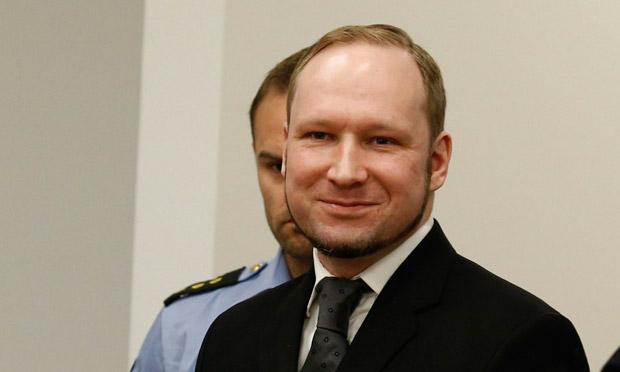 Breivik Photo: Ben Garrido's Author Page