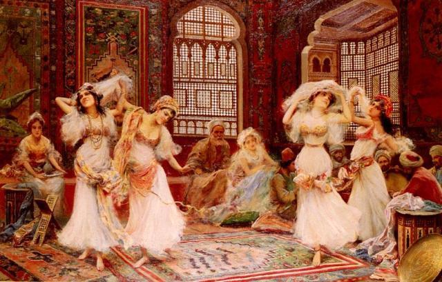 Harem-Dancers